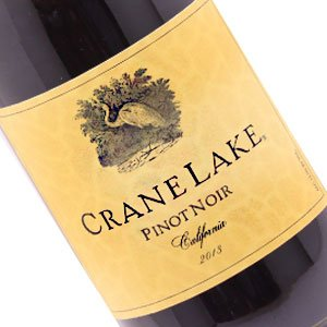 Crane Lake 2016 Pinot Noir, California
