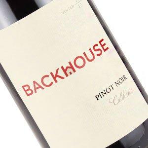 Backhouse 2015 Pinot Noir, California