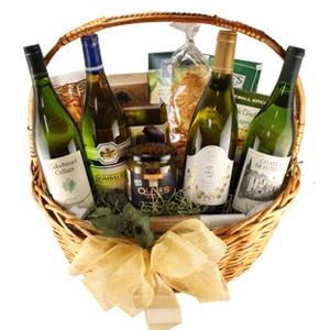 Chardonnay Spectacular! Gift Basket