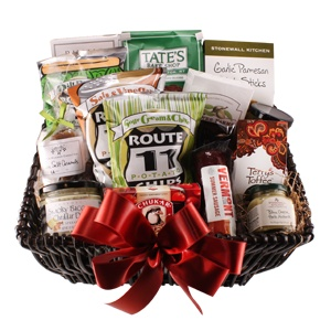 The Munchies Gift Basket