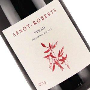 Arnot-Roberts 2014 Syrah, Sonoma Coast