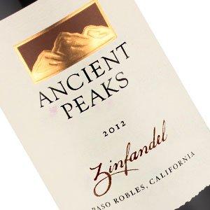Ancient Peaks 2014 Zinfandel Paso Robles California