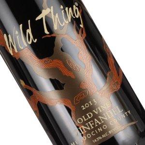 "Carol Shelton 2013 Zinfandel ""Wild Thing"", Mendocino County- Half Bottle"