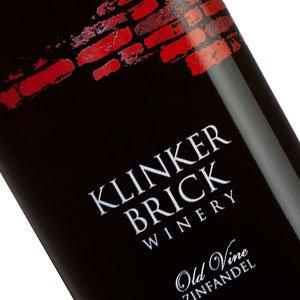 Klinker Brick Winery 2014 Old Vine Zinfandel, Lodi
