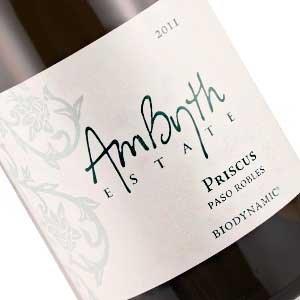 "Ambyth Estate 2011 ""Priscus"" White Wine Blend, Paso Robles"