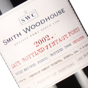 Smith Woodhouse 2002 Late Bottled Vintage Porto, Portugal