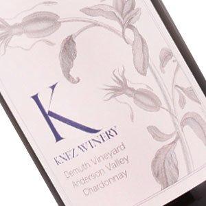 Knez Winery 2013 Chardonnay Demuth Vineyard Anderson Valley