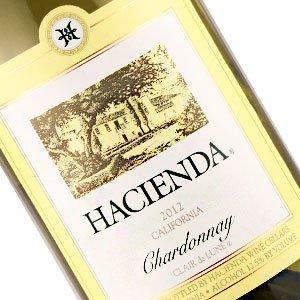 Hacienda 2014 Chardonnay, California