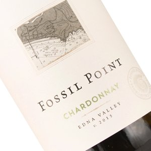 Fossil Point 2015 Chardonnay, Edna Valley