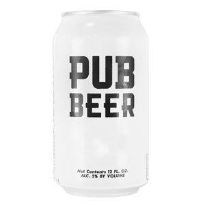 """10 Barrel Brewing """"Pub Beer"""" , Oregon - Can"""