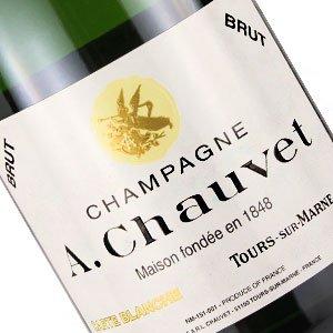 A. Chauvet N.V. Carte Blanche Brut Tours-sur-Marne, Champagne
