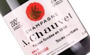 A. Chauvet 2005 Cachet Rouge Brut Grand Cru, Champagne