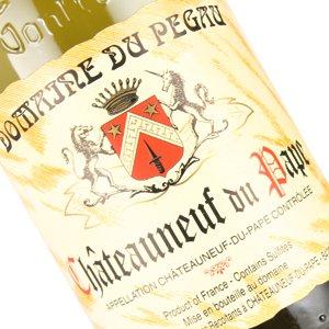 Domaine Du Pegau 2014 Chateauneuf Du Pape Blanc, Rhone