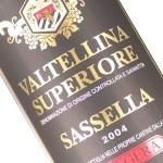 Balgera 2004 Sassella Valtellina Superiore