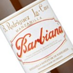 Barbiana Manzanilla Sherry - Half Bottle