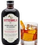 Bittermilk No. 1 Bourbon Barrel Aged Old Fashioned, South Carolina