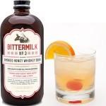 Bittermilk No. 3 Smoked Honey Whiskey Sour Mixer, South Carolina
