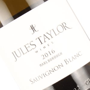 Jules Taylor 2016 Sauvignon Blanc Marlborough, New Zealand