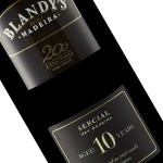 Blandy's 10 Year Old Sercial Madeira, Portugal - 500ml