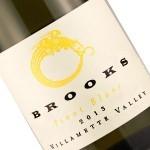 Brooks 2015 Pinot Blanc Willamette Valley, Oregon