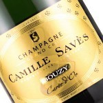 "Camille Saves N.V. ""Carte d'Or"" Brut Grand Cru, Bouzy Champagne"