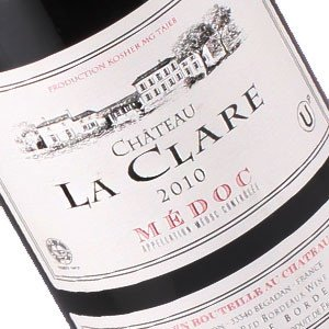 Chateau La Clare 2011 Bordeaux Rouge, Medoc, France