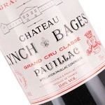 Chateau Lynch Bages 2012 Pauillac Grand Cru, Bordeaux