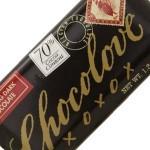 Chocolove Mini Strong Dark Chocolate Bar, Boulder
