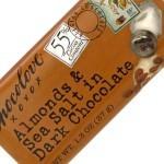 Chocolove Mini Almonds Sea Salt Chocolate Bar, Boulder