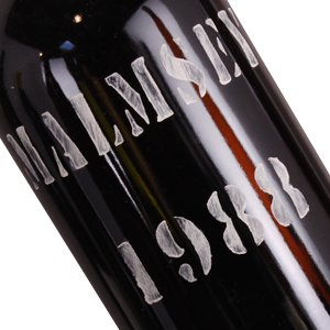Blandy's 1988 Malmsey Vintage Madeira, Portugal