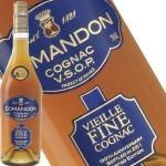 Comandon VSOP Cognac, France