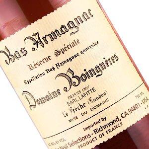 Domaine Boingneres Bas Armagnac Reserve Speciale