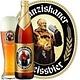 Franziskaner Hefe-Weisse Hefeweizen Style Beer, Germany