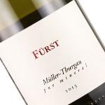 Furst 2014 Muller-Thurgau Pur Mineral, Franken Germany