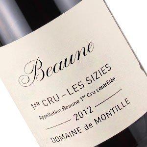 Domaine de Montille 2012 Beaune Premier Cru Les Sizies, Burgundy