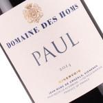"""Domaine Des Homs 2014 """"Paul"""" Minervois, Languedoc"""