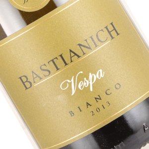 Bastianich 2013 Vespa Bianco Friuili White