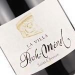 """Domaine Pech Menel 2011 """"La Villa"""" Saint Chinian, Languedoc"""