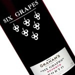 Graham's N.V. Six Grapes Reserve Porto, Portugal