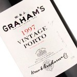 Graham's 1997 Vintage Porto, Portugal