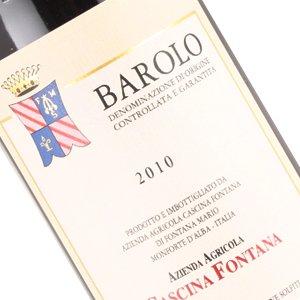 Fontana 2010 Barolo, Piedmont