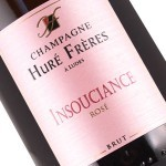 """Hure Freres """"Insouciance"""" Brut Rose, Champagne"""