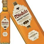 Miodula Honey Vodka Liqueur, Poland