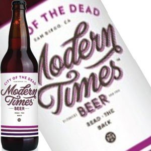 "Modern Times Beer ""City of the Dead"", California"