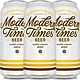 "Modern Times Beer ""Fortunate Islands"" Wheat, California -  16oz can"