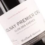 Moillard-Grivot 2012 Volnay Premier Cru Clos Des Chenes, Burgundy