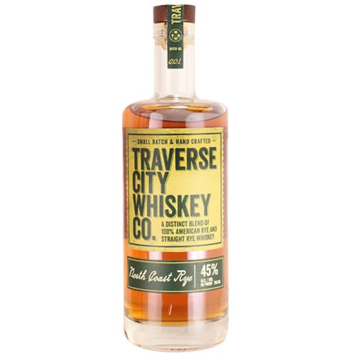 Traverse City North Coast Rye Whiskey 90 proof