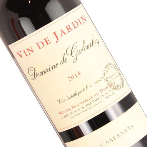 Domaine de Galouchey, Vin de Jardin Les Cabernet, Bordeaux