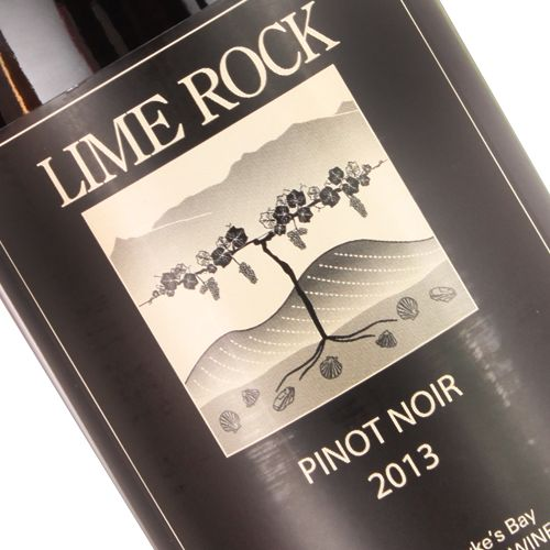 Lime Rock 2013 Pinot Noir, New Zealand