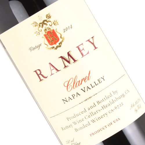 Ramey 2015 Claret Napa Valley